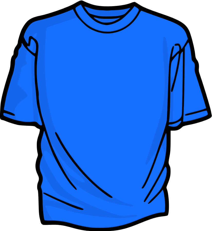 T-shirt Clipart-t-shirt clipart-11