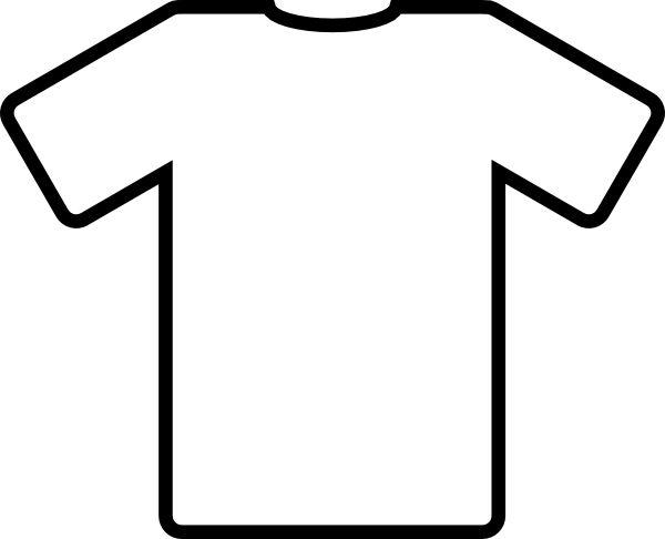 T-shirt Clipart-t-shirt clipart-8