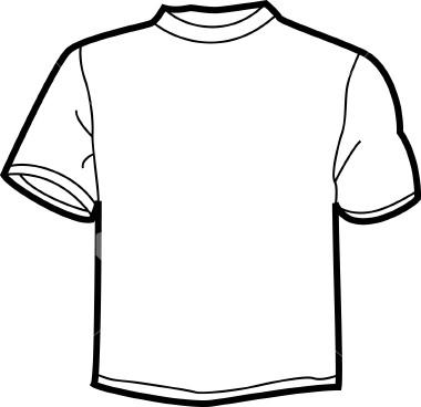 t-shirt clipart-t-shirt clipart-4