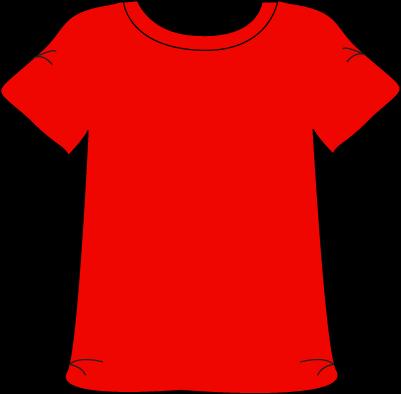 t shirt clipart - Tshirt Clip Art