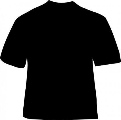 T shirt shirt clip art free vector in open office drawing svg svg