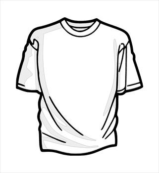 T-shirt Shirt Clip Art .-T-shirt shirt clip art .-12