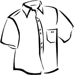T Shirt White Shirt Clipart Clipart-T shirt white shirt clipart clipart-12
