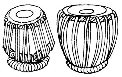 tabla clipart black and white 1
