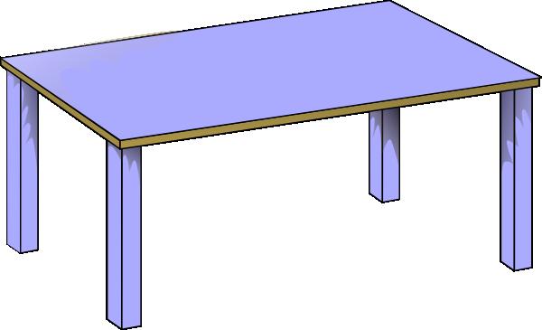 Table Clip Art-Table Clip Art-4