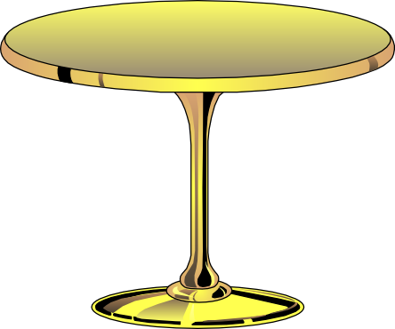 Table clipart free clipart image 2 image