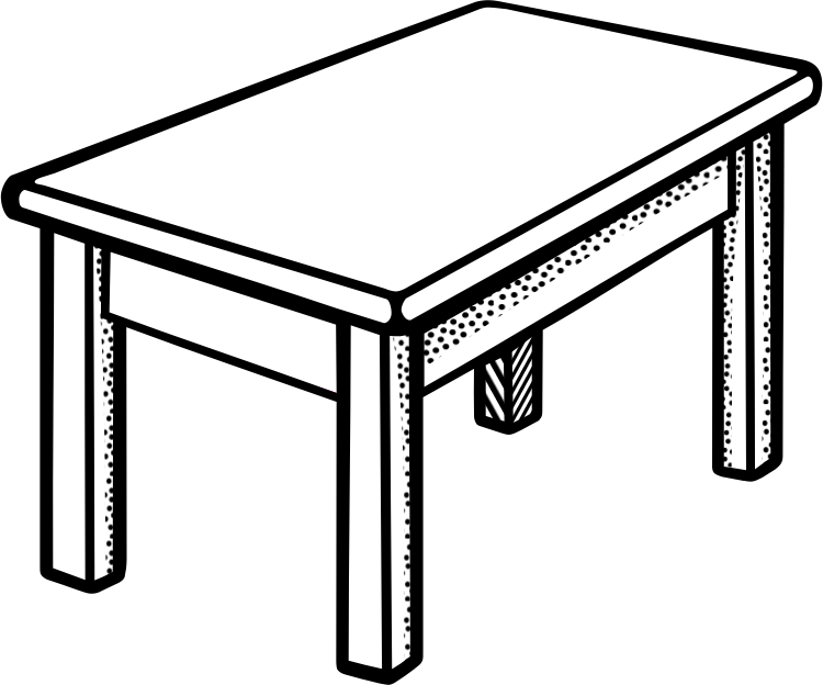 Table clipart free clipart image 2 image-Table clipart free clipart image 2 image-7