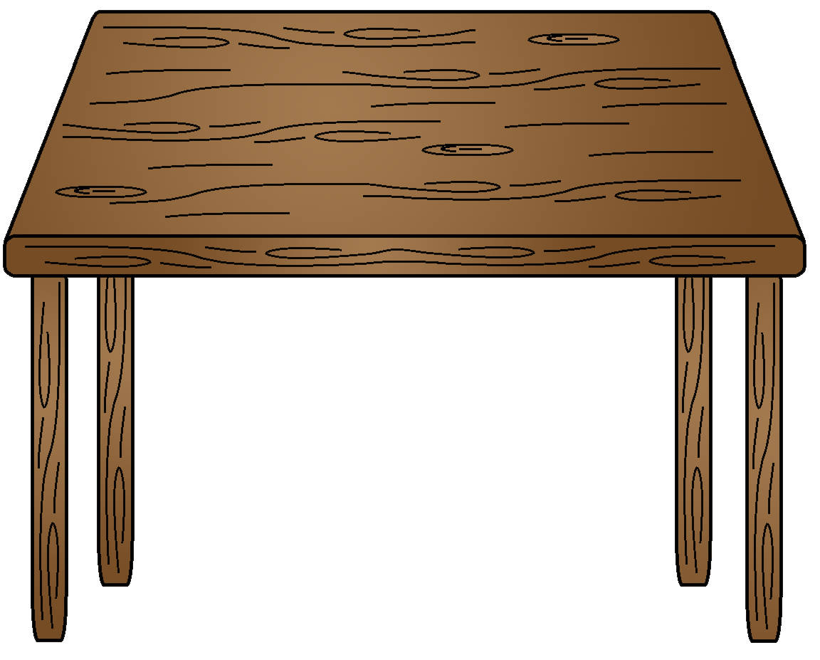 Table clipart free clipart image image