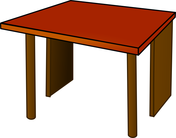 Table Clipart-Table Clipart-12