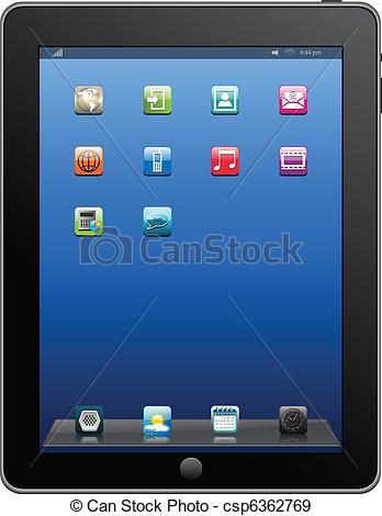Tablet - Csp6362769-Tablet - csp6362769-12