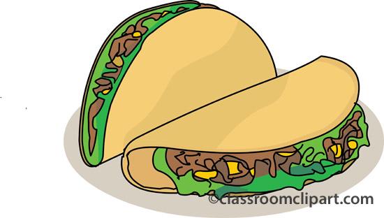 taco clipart - Clip Art Taco