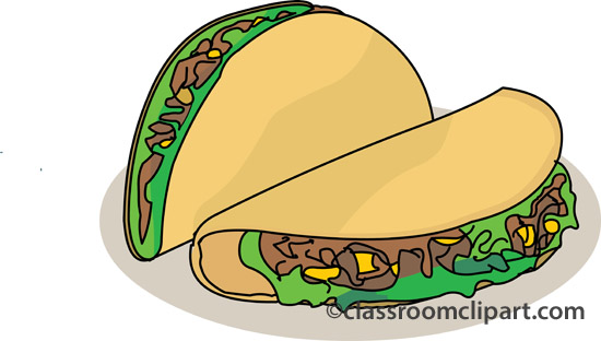 taco clipart-taco clipart-14
