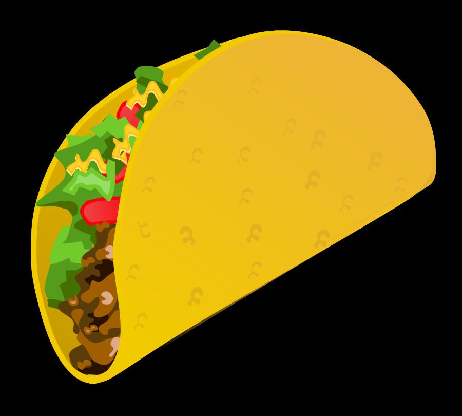 taco clipart-taco clipart-1