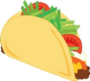 taco clipart-taco clipart-9