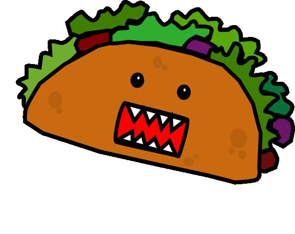 taco clipart - Taco Clip Art