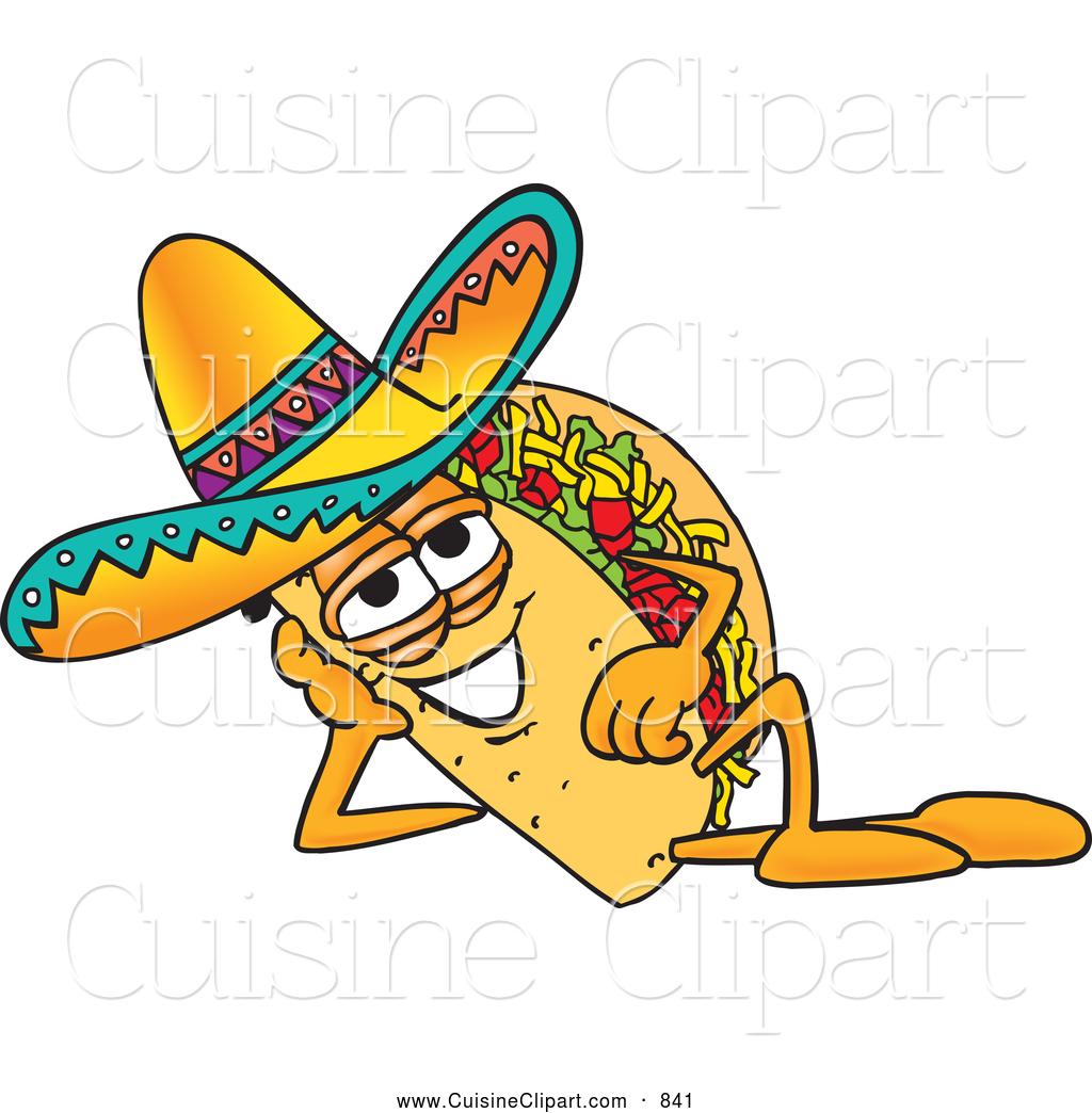 Royalty-Free (RF) Taco Clipar