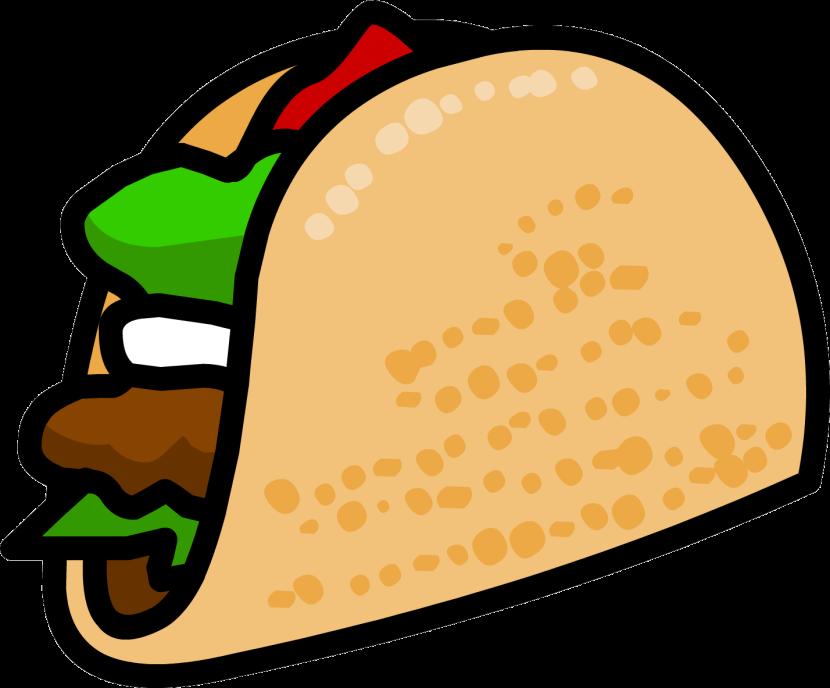 Taco Clipart 5-Taco clipart 5-10