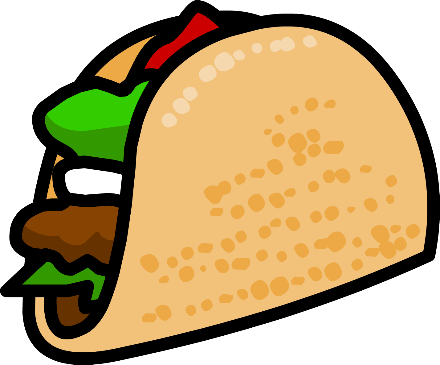 Taco clipart free clip art images 3 image 3