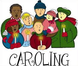 Tags: Christmas carolers, Christmas songs, singing