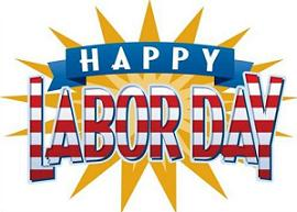 Tags: Labor Day clipart, American workers