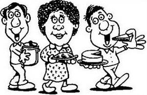 Tags Potluck Social Gathering Food-Tags Potluck Social Gathering Food-18
