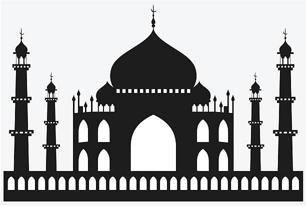Taj Mahal Clipart 1-taj mahal clipart 1-8