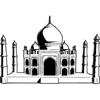 Taj Mahal Picture PNG Image-Taj Mahal Picture PNG Image-4