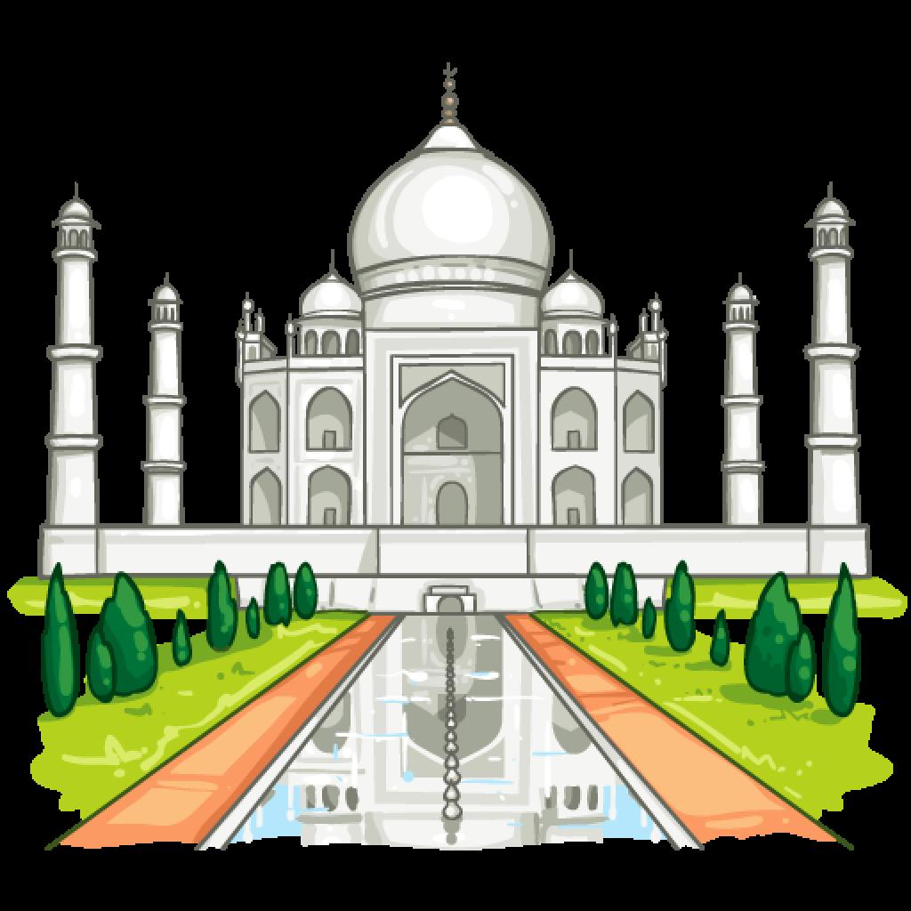 Taj Mahal PNG Photos-Taj Mahal PNG Photos-11