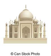 Taj Mahal Clipartby vectomart5/228; taj mahal