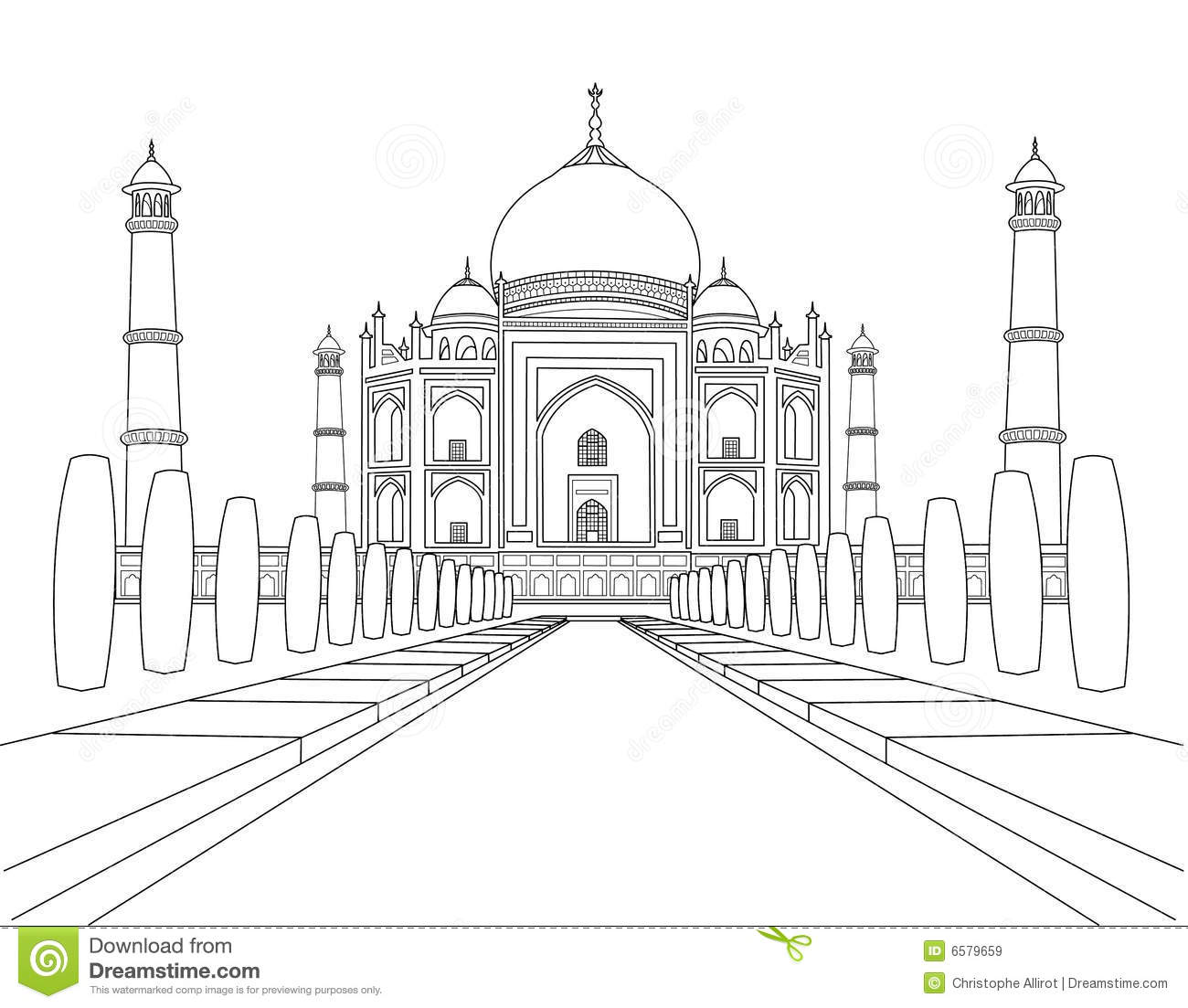 Taj Mahal Royalty Free Stock Images-Taj Mahal Royalty Free Stock Images-16
