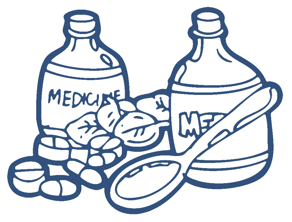 Take Medicine Clipart