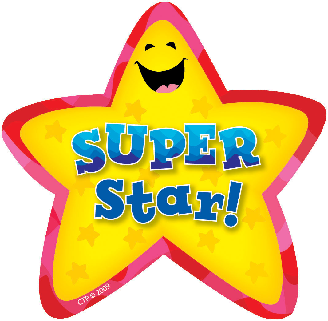Super Star Student Clipart Cl
