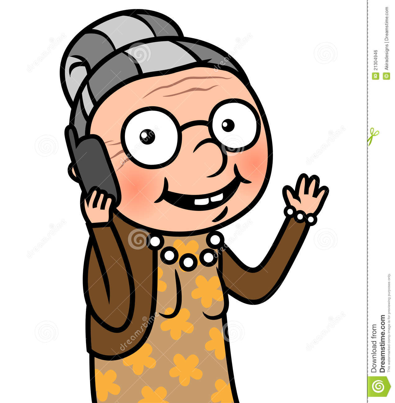 Talk On The Phone Clipart.-Talk On The Phone Clipart.-5