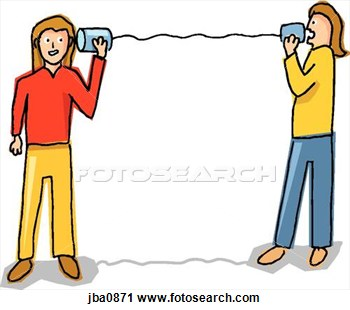 Talking On The Phone Clipart .-Talking On The Phone Clipart .-14