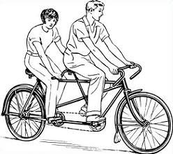 Tandem Bicycle-Tandem Bicycle-9
