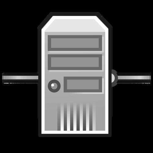 Tango Network Server Vector Icon-Tango network server vector icon-17