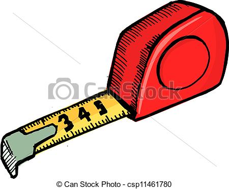 Tape measure Stock Illustrationby ...