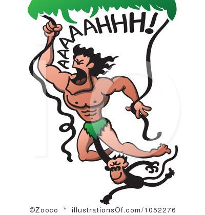 ... Tarzan Clipart ...