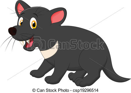 Tasmanian Devil Cartoon - .-Tasmanian devil cartoon - .-8