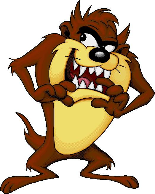Tasmanian Devil Clip Art-Tasmanian devil clip art-14