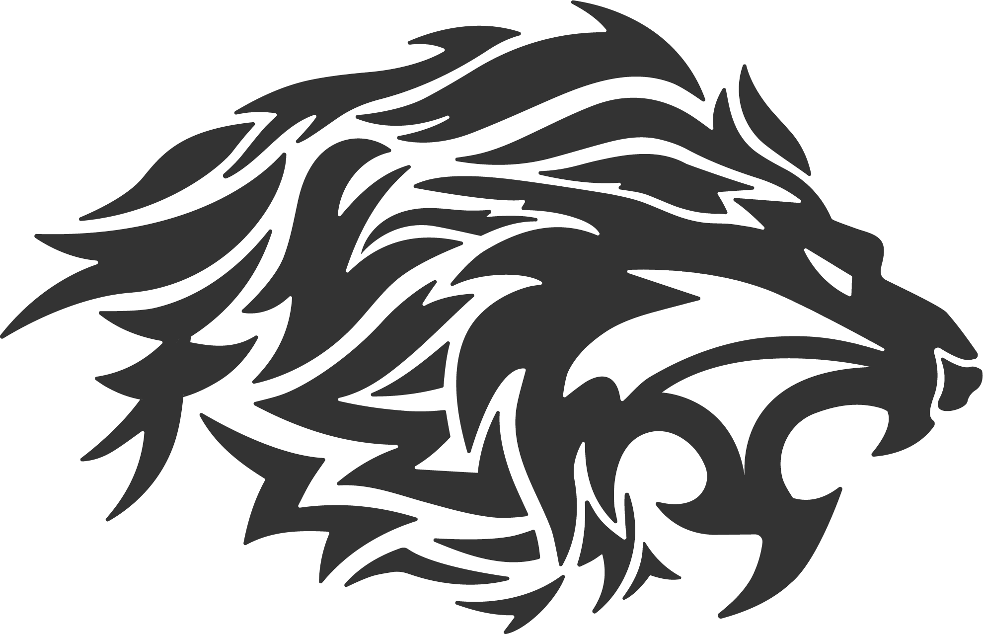 Lion Tattoo Clipart PNG Image 03 210x135-Lion Tattoo Clipart PNG Image 03 210x135 - Lion Tattoo PNG Transparent Free  Images-4