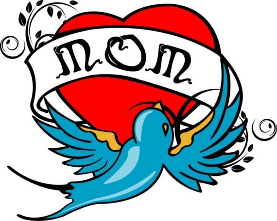 Mom Tattoo Clip Art Clipart Photo-Mom tattoo clip art clipart photo-5