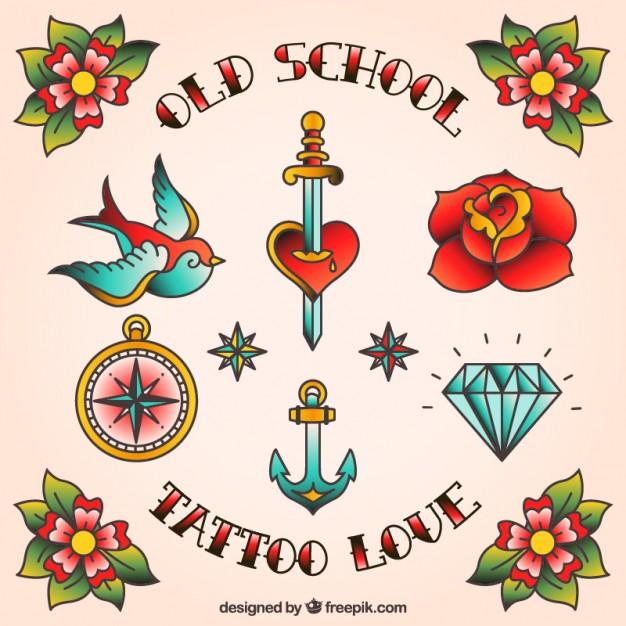 Tattoo Designs Free Vector-tattoo designs Free Vector-12