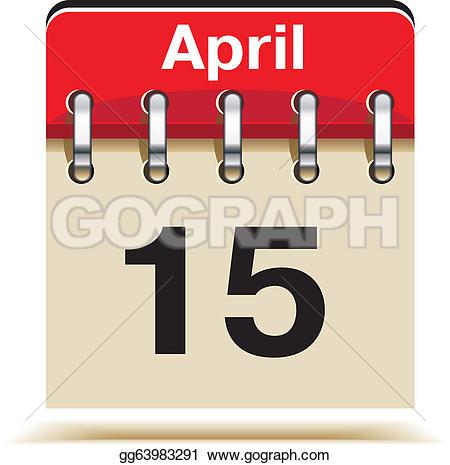 tax day design u0026middot; 15 April Tax Day