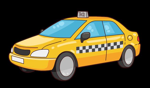 Taxi Cab Clipart-Clipartlook.com-626