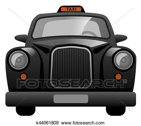 Clip Art - london taxi cab. Fotosearch - Search Clipart, Illustration  Posters, Drawings