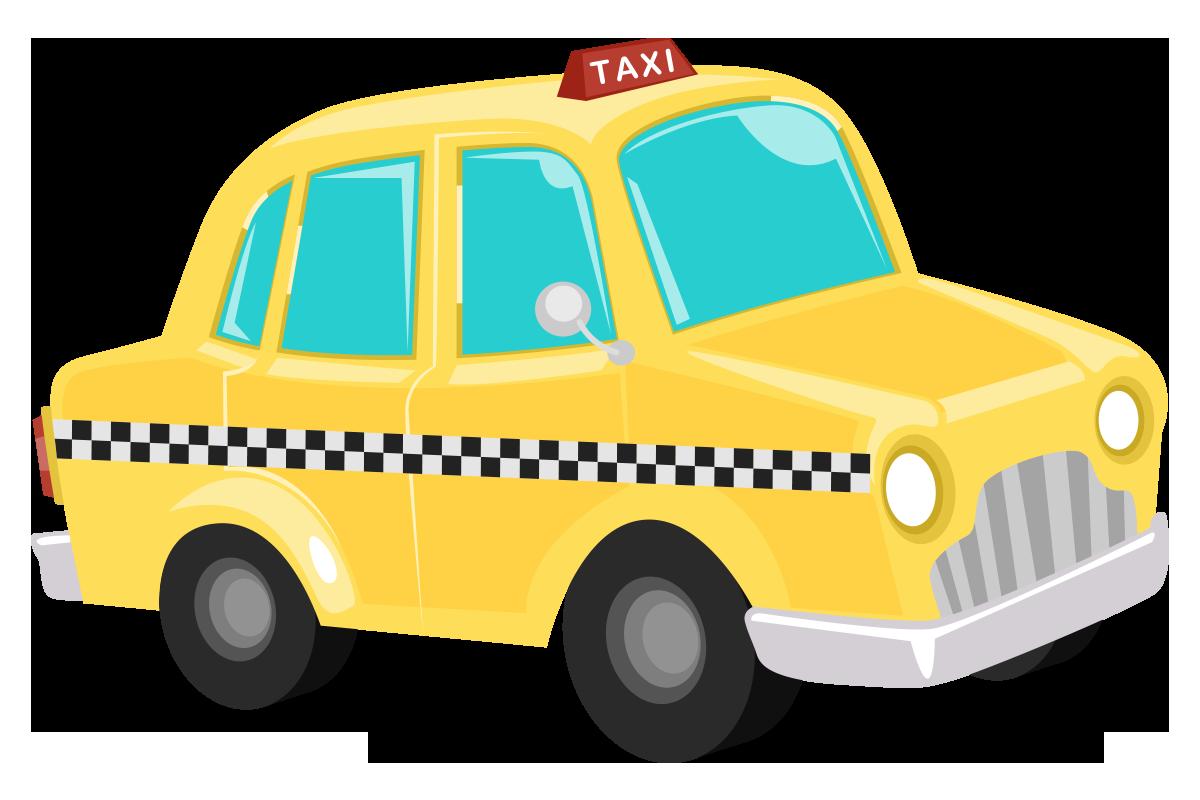 Free Yellow Taxi Clip Art-Free Yellow Taxi Clip Art-9