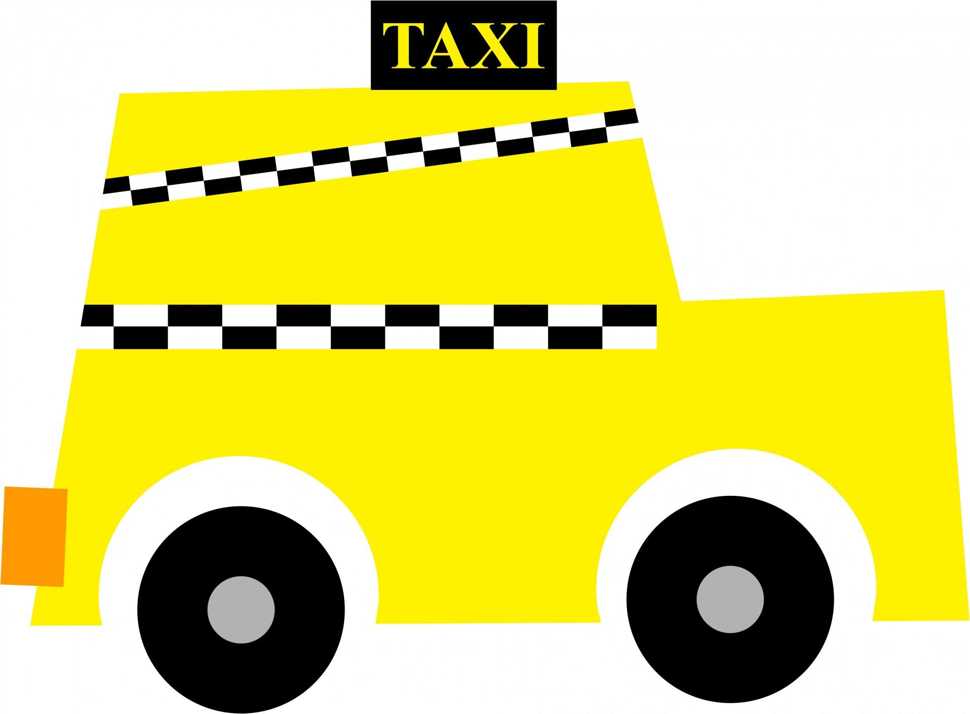 New York Taxi Clipart-New York Taxi Clipart-13