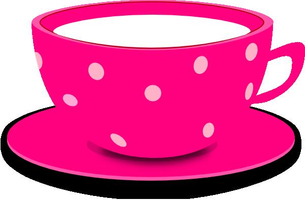 Tea Cup Pink Clip Art At Clker Com Vecto-Tea Cup Pink Clip Art At Clker Com Vector Clip Art Online Royalty-13