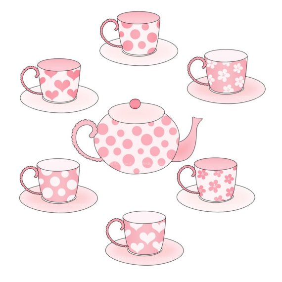 Tea Set Clipart-Clipartlook.com-570-Tea Set Clipart-Clipartlook.com-570-1